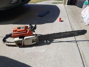 Stihl chainsaw for Sale in Hemet, CA