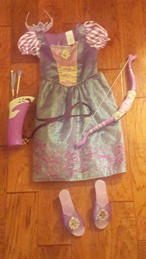 Rapunzel kids bundle for Sale in Ripon, CA