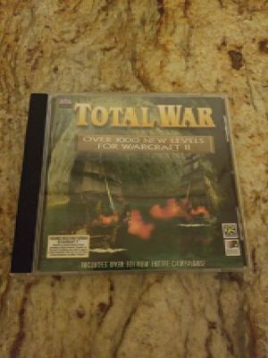 Warcraft total war computer game for Sale in Raleigh, NC