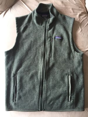 Brand New Patagonia - Better Sweater Vest for Sale in Naperville, IL