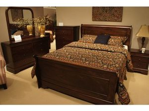 New 4pc king size bedroom set tax included free delivery for Sale in Hayward, CA