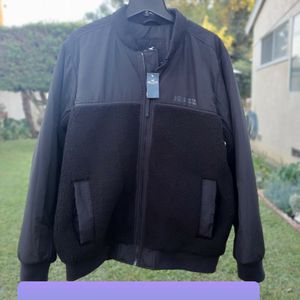 Men's Hollister Jacket XXL Chamarra Bomber for Sale in Whittier, CA