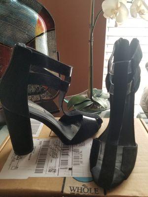 Sexy Black suede heel for Sale in Nashville, TN