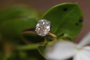 1.01 Cushion Cut Diamond Engagement Wedding Ring 14k Yellow Gold for Sale in Las Vegas, NV