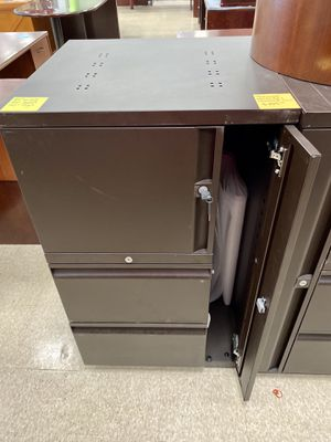 Teknion Multi cabinet filing/safe commercial grade for Sale in Columbus, OH