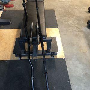 Weightlifting Bars for Sale in Auburn, WA