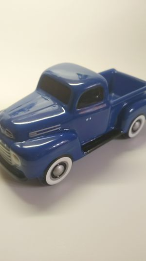 Ford F-1 50's truck ceramic flower planter for Sale in Strongsville, OH