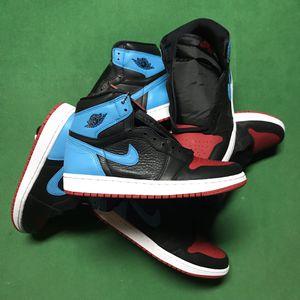 Jordan 1 NC to CHI for Sale in Lake Elsinore, CA