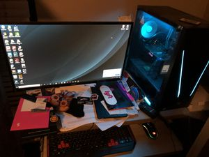 Windows 10 Desktop, i7 Intel CPU, NVIDIA GPU for Sale in Ontario, CA