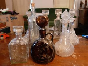 Antique glass wear for Sale in Glen Burnie, MD