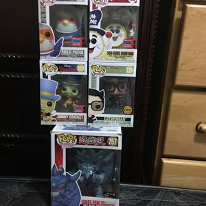 funko pops bundle for sell for Sale in Los Angeles, CA