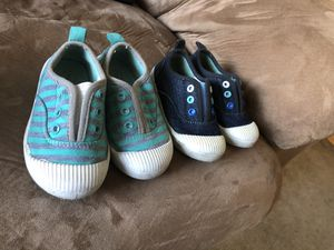Toddler size 6 shoes for Sale in Las Vegas, NV