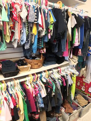 Baby and kid clothing size 0-5 for Sale in Sharon Hill, PA