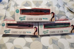 Brand New Pin Up Betty Ceramic Flat Iron - 12$ Each for Sale in Dallas, TX