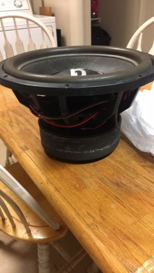 Audioque HDC3 V4 15 D1 for Sale in Knoxville, TN