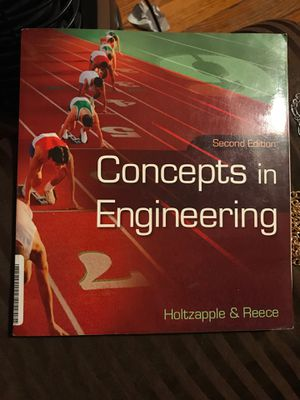 Concept in Engineering second Edition for Sale in Boston, MA