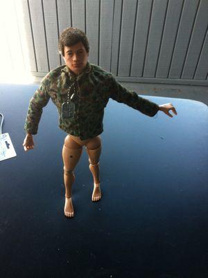 "GI Joe 12"" patented 1966 vintage action figure for Sale in Washington, DC"
