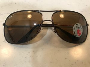 Ray Ban Polarized Sunglasses Brown for Sale in Huntington Park, CA
