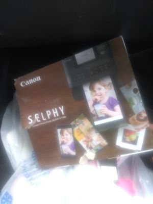 Canon SELPHY compact photo printer CP1300 for Sale in Inkster, MI