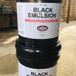 Black Emulsion for Sale in Riverside, CA