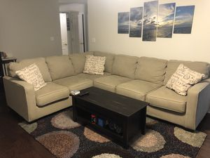 Sectional couch for Sale in Little Falls, NJ