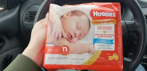 Huggies 24 ct for Sale in Saint Charles, MO