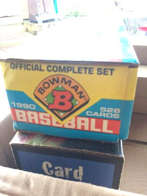 Baseball cards 1977-1998 perfect condition for Sale in Fallsington, PA