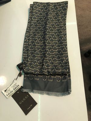 Gucci Silk Scarf - Box and Tags - Unworn for Sale in Austin, TX