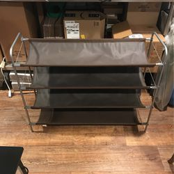 Shoe Rack Excellent Condition for Sale in Everett,  WA