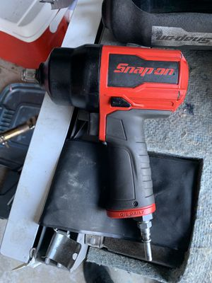 1/2 snap on air tool for Sale in Methuen, MA
