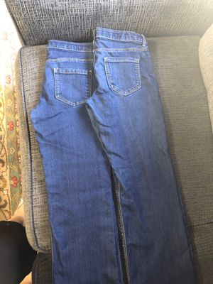 Girls OshKosh Jeans size 10P one is boot cut the other is skinny bootcut for Sale in Cedar Hill, TX