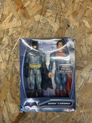 Batman Vs Superman Mega Figures for Sale in Inglewood, CA