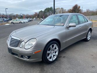 2008 Mercedes-Benz E-Class for Sale in Fredericksburg,  VA