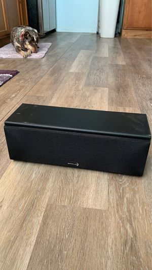"""Dayton Audio C452-AIR Dual 4-1/2"""" 2-Way Center Channel Speaker with AMT Tweeter for Sale in Aguanga, CA"""