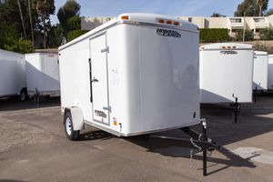 Carson 6x12 Hiway Cargo Single Axle Enclosed Trailer - Brand New for Sale in Oceanside, CA