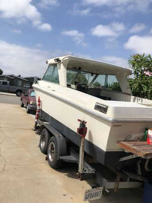 Lobster and fishing boat. for Sale in Hesperia, CA