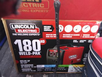 Lincoln Electric. Weld-Pak 180 HD k2515 for Sale in Salt Lake City,  UT
