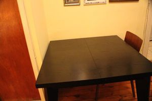 West Elm Angled Leg Expandable Table for Sale for sale  Brooklyn, NY