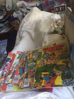 Lot Of Ten Comic Books for Sale in Sunnyvale,  CA