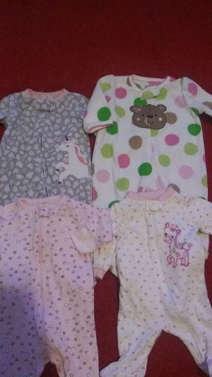 Baby birl pajamas for Sale in Diamond Bar, CA