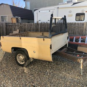 Utility Trailer for Sale in Galt, CA