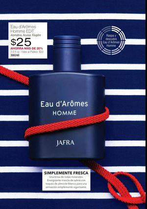 NUEVO! Perfume Eau d'Aromes para Caballero for Sale in Manassas, VA