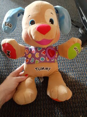 Fisher price laugh and learn puppy for Sale in Norfolk, VA