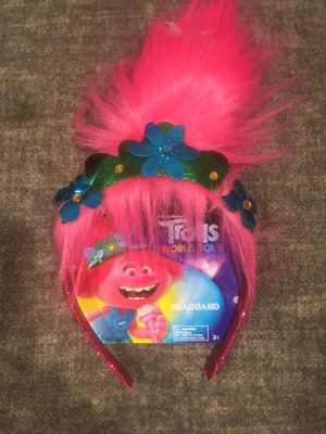 Trolls World Tour Poppy Headbands for Sale in Las Vegas, NV