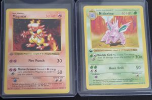 Pokemon 1st Edition Rare Collection for Sale in Beaverton, OR