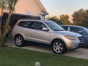 2007 Hyundai Santa Fe AWD for Sale in Orlando, FL