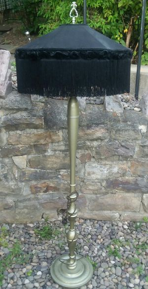 Rare Antique Floor Lamp for Sale in PA, US