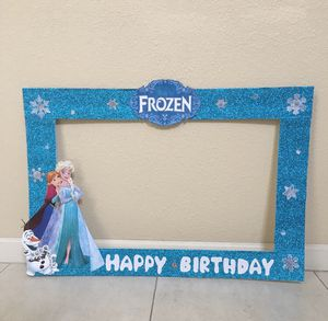 Frozen frame photo booth prop for Sale in Tracy, CA
