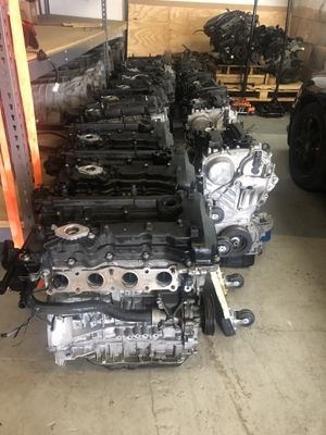 Hyundai / Kia Sonata Santa Fe / optima sorento engine parts or complete engine partes de motor o motor completos funcionando for Sale in North Miami Beach, FL