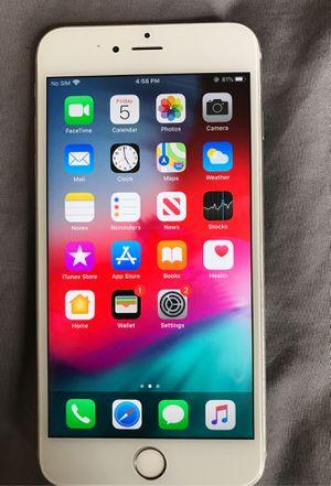 iPhone 6s Plus for Sale in Chula Vista, CA